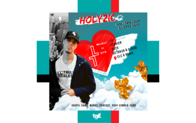 Holyzic: Mad(e) in Love – 14 février 2020